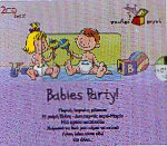 Babies party!